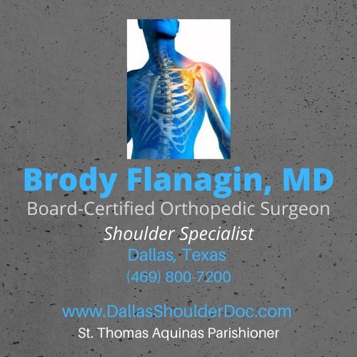 White Rock Rockstar STAMA Sponsor Dr. Brody Flanagin Shoulder Specialist