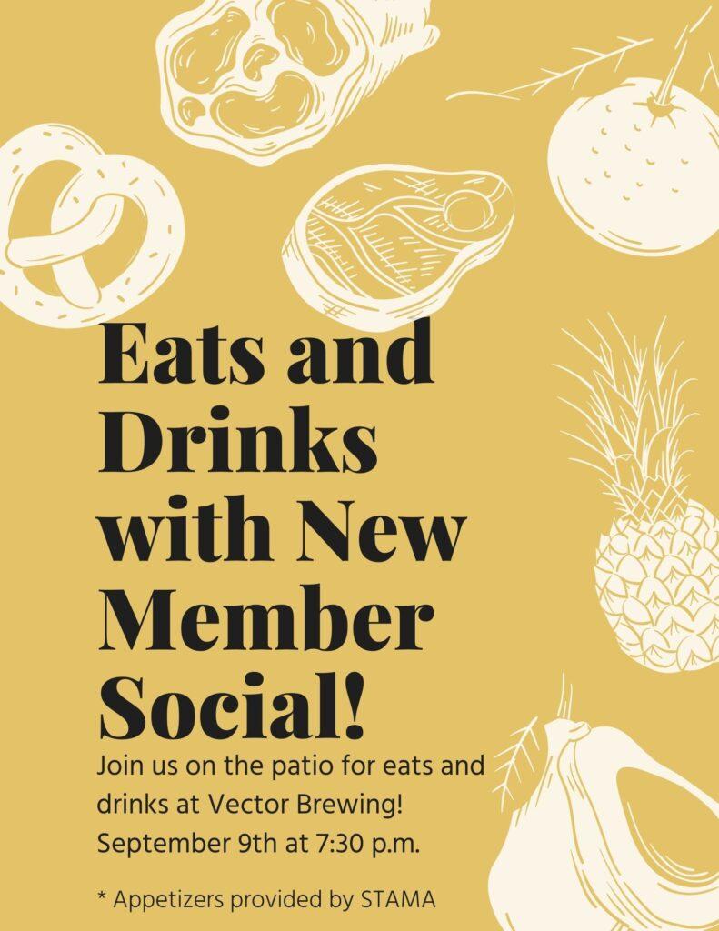 New Member Social STAMA September2021
