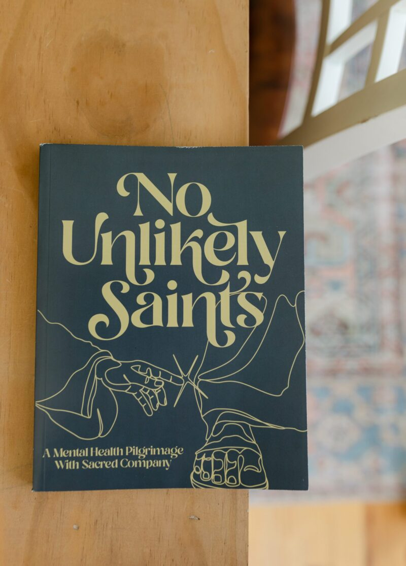 Dallas Catholic Moms Group Bible Book Study No Unlikely Saints Mental Health